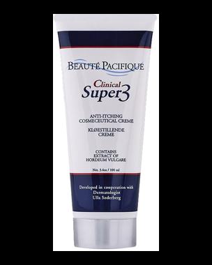 Clinical Super 3 Itching Cream, 100ml