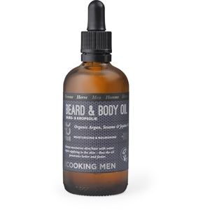 Ecooking Men Beard & Body Oil, 100ml
