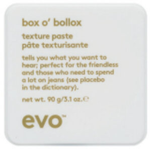 Box O Bollox Texture Paste, 90ml