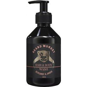 Hair & Body Wash - Bergamot & Amber, 250ml