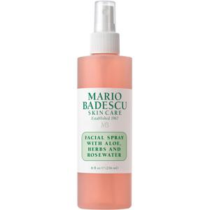 Facial Spray W/ Aloe, Herbs & Rosewater, 236ml
