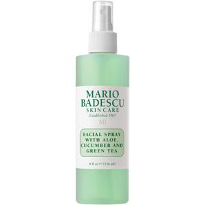 Facial Spray W/ Aloe, Cucumber & Green Tea