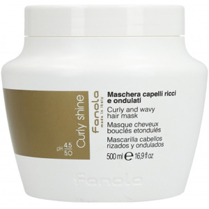 Curly And Wavy Hair Mask, 500ml