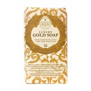 60th Anniversary Luxury Gold Soap, 250g