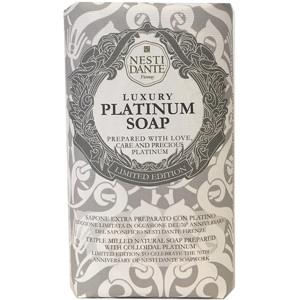 60th Anniversary Luxury Platinum Soap, 250g