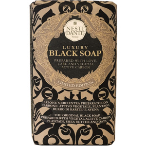 60th Anniversary Luxury Black Soap, 250g