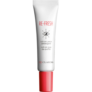 My Clarins Re-Fresh Roll-On Eye De-Puffer, 15ml