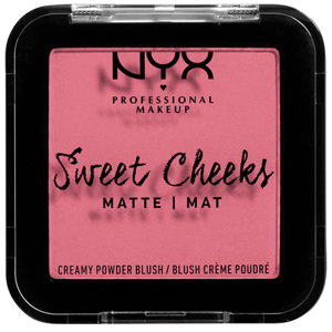 Sweet Cheeks Blush Creamy Powder Blush Matte