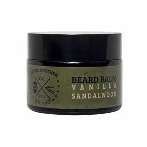 Beard Balm Vanilla & Sandalwood, 50ml