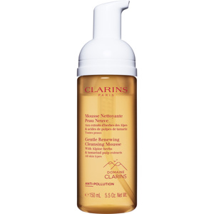 Gentle Renewing Cleansing Mousse, 150ml