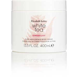 White Tea Ginger Lily, Body Cream 400ml