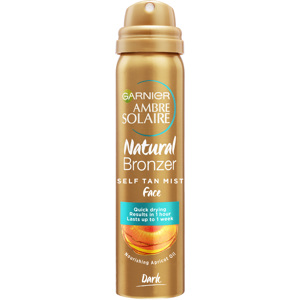 Natural Bronzer Self Tan Mist Face