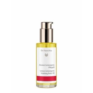 Lemon Lemongrass Vitalising Body Oil, 75ml