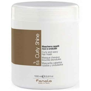 Curly And Wavy Hair Mask