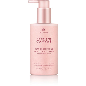My Hair My Canvas New Beginnings Exfoliating Cleanser, 198ml