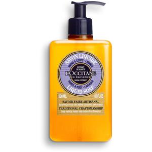 Shea Lavender Liquid Soap, 500ml