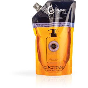 Shea Lavender Liquid Soap Eco Refill, 500ml