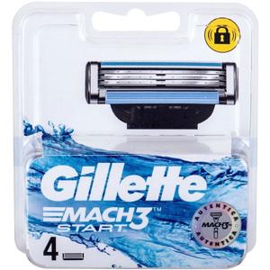 Gillette Mach3 Start Refill 4PCS