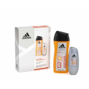 Adipower Man Set, Shower Gel 250ml + Deodorant 50ml