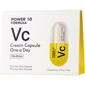Power 10 Formula VC Cream Capsule One A Day, 3g x 7pcs
