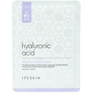 Hyaluronic Acid Moisture Mask Sheet, 17g