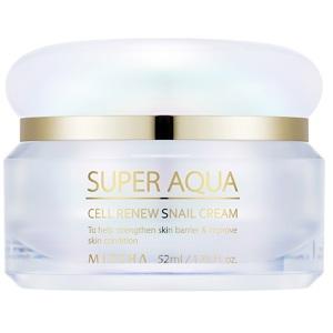 Super Aqua Cell Renew Snail Cream, 52ml