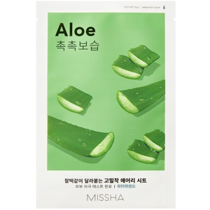 Airy Fit Sheet Mask (Aloe), 19g