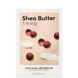 Airy Fit Sheet Mask (Shea Butter), 19g