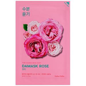Pure Essence Mask Sheet - Damask Rose, 20 ml