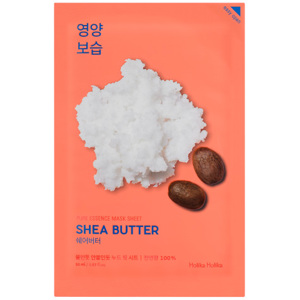 Pure Essence Mask Sheet - Shea Butter, 23ml