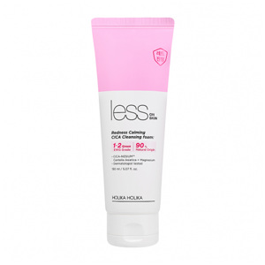 Less on Skin Redness Calming CICA Cleansing Foam, 150ml
