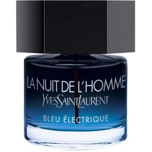 La Nuit de L'Homme Bleu Electrique, EdT