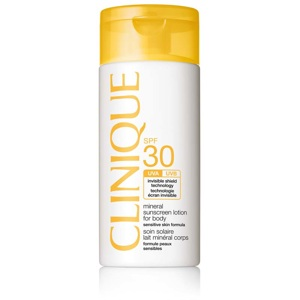 Mineral Sun Screen Lotion for Body SPF30 125ml