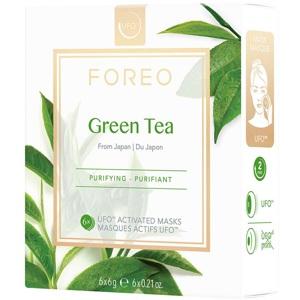 Green Tea  UFO-mask