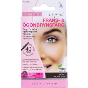 Frans- & Ögonbrynsfärg