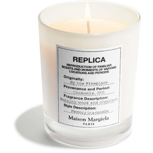 Replica By The Fireplace Candle 165g