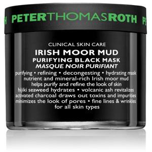 Irish Moor Mud Purifying Black Mask, 50ml