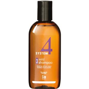 Mild Climbazole Shampoo  3