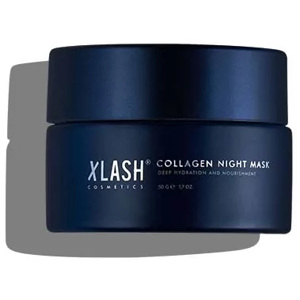 Xlash Collagen Night Mask