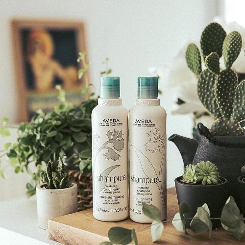 shampure™ nurturing shampoo and conditioner