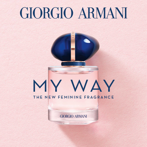 Giorgio Armani My Way - bästsäljare!