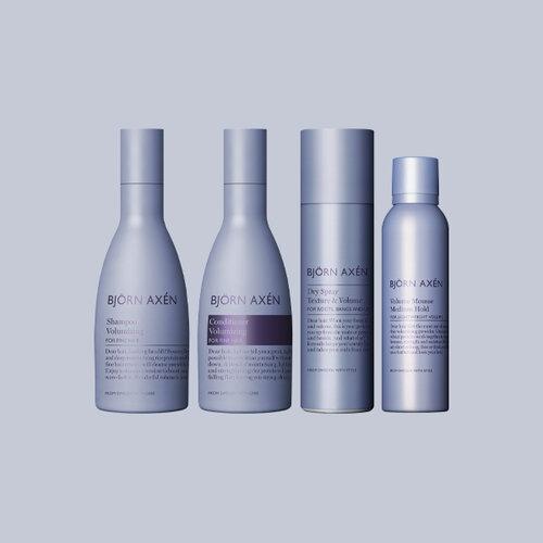 Volumizing - för fint hår