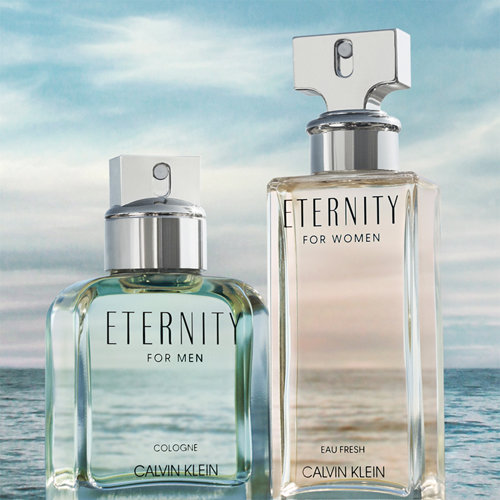 Nyhet! Eternity Colgne & Eternity Eau Fresh