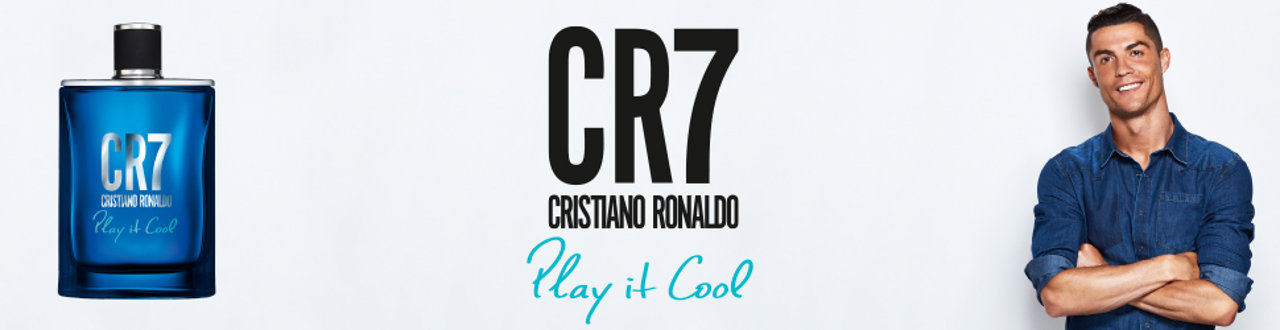 CR7, EdT eau de toilette från Cristiano Ronaldo Parfym.se