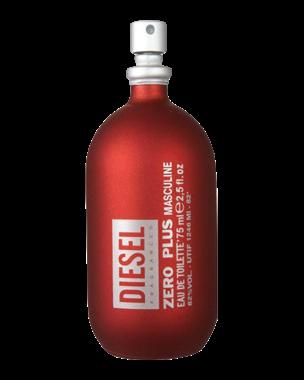Diesel Zero Plus Masculine, EdT 75ml