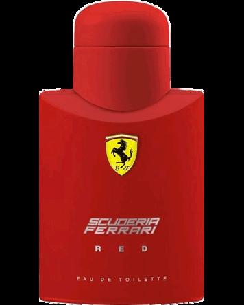 Ferrari Red, EdT