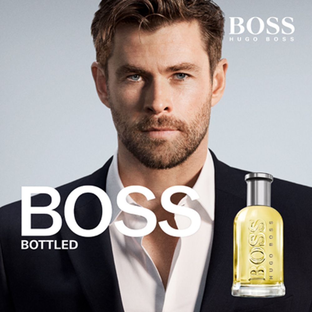 Boss Bottled, EdT