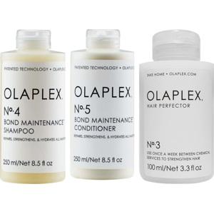 Trio 1 - Shampoo, Conditioner & Perfector, 250+250+100ml