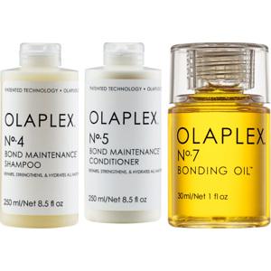 Trio 2 - Shampoo, Conditioner & Oil, 250+250+30ml