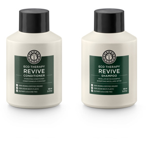 Eco Therapy Revive Duo Travel, 100+100ml